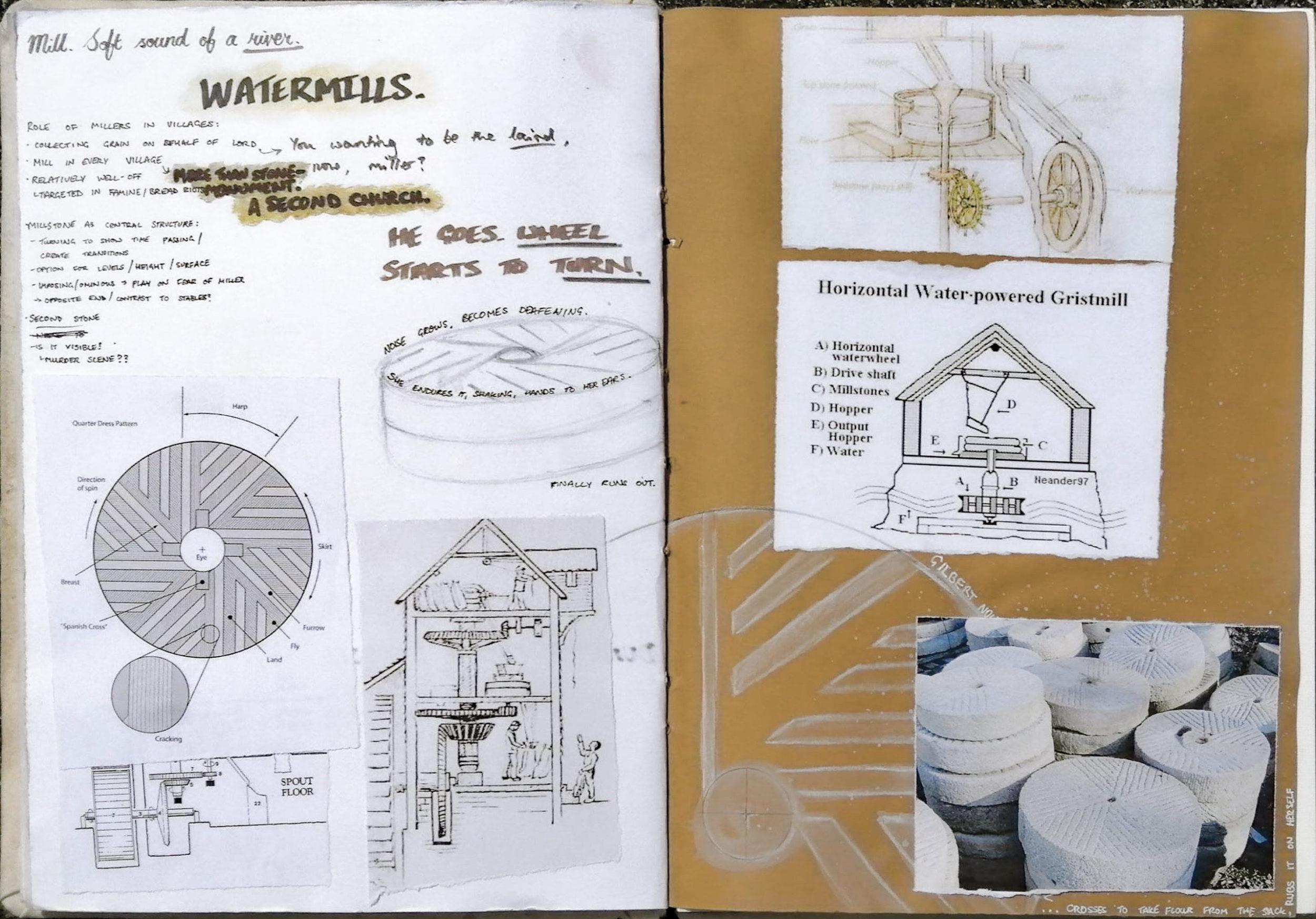 Knives In Hens sketchbook-5