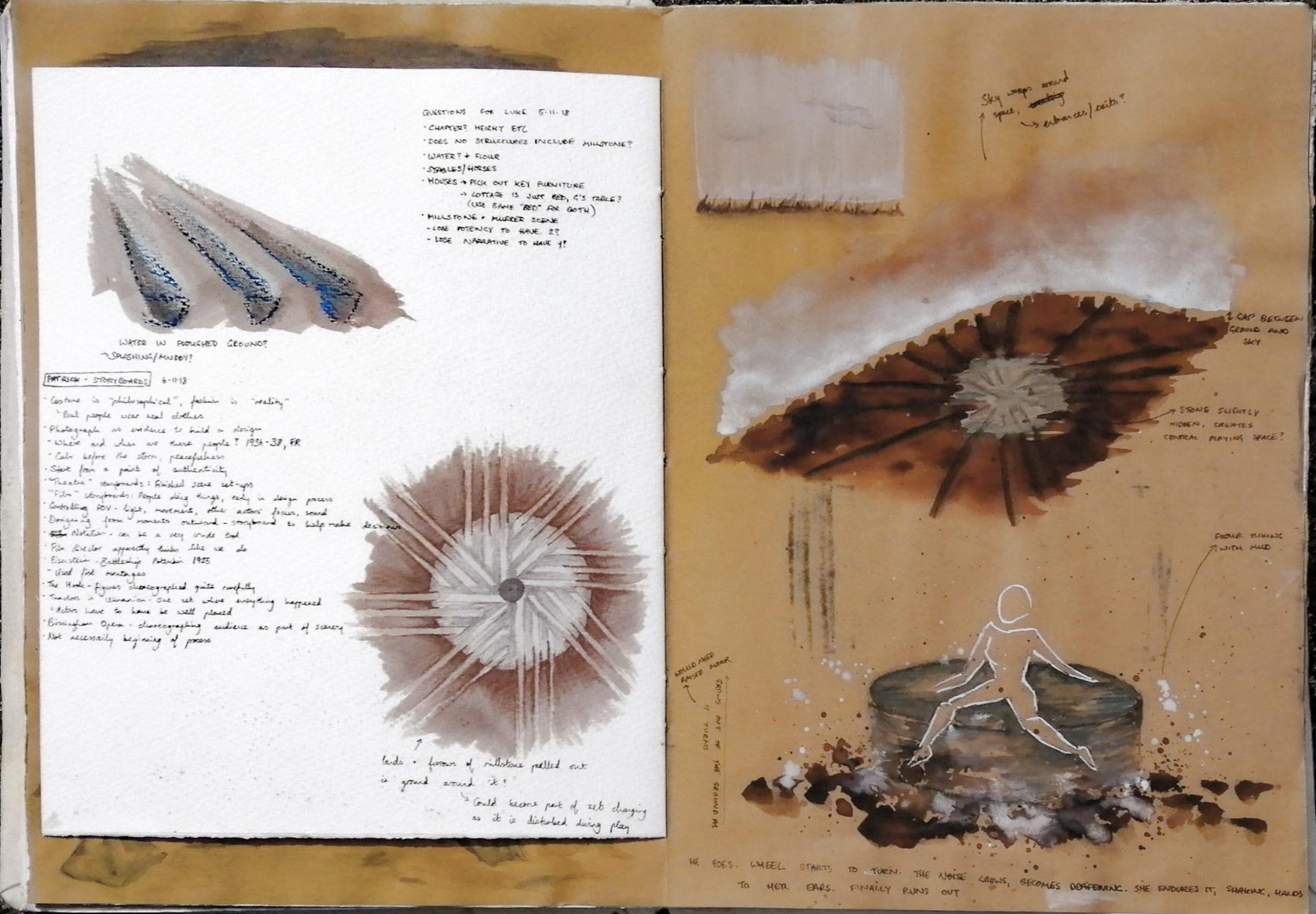 Knives In Hens sketchbook-11