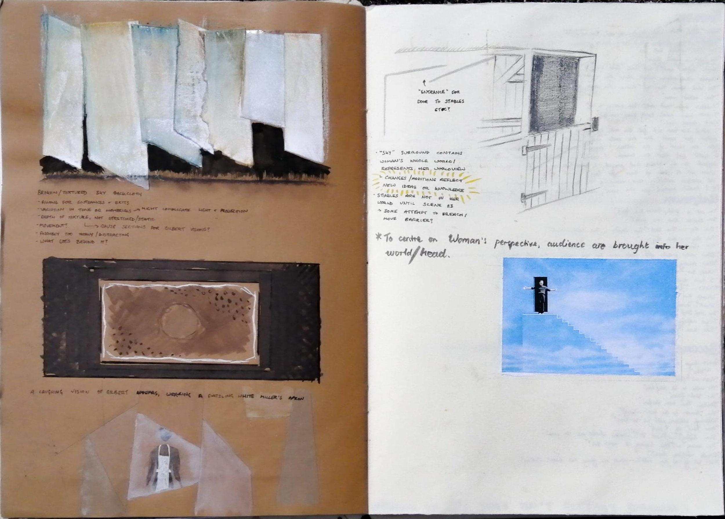 Knives In Hens sketchbook-12