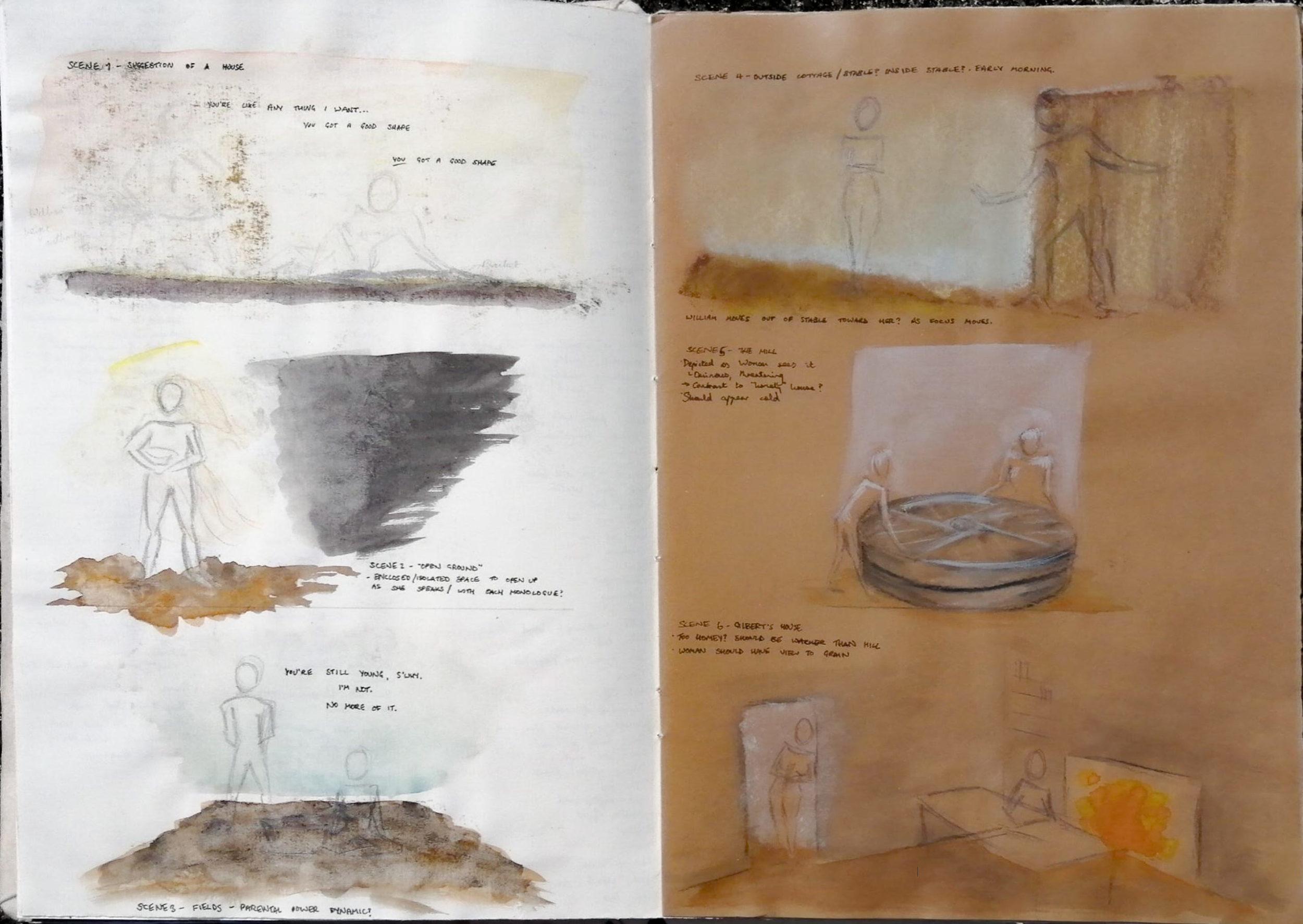 Knives In Hens sketchbook-8