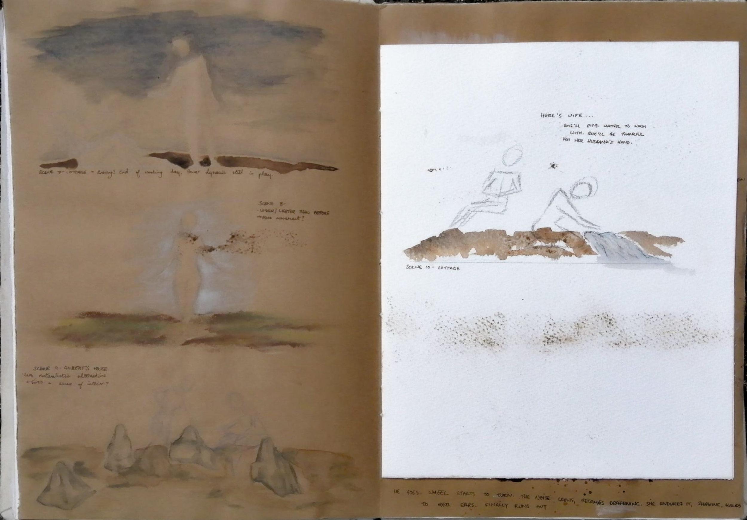 Knives In Hens sketchbook-9